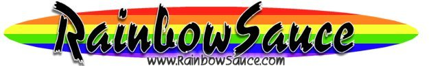 RainbowSauce: GLBT Media Resources - Gay and Lesbian Books, Videos, DVDs, Music, Pride Jewellery and Much More